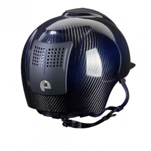 KEP ITALIA E-LIGHT SHINE BLU CARBON
