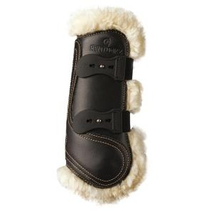 SHEEPSKIN LEATHER TENDON BOOTS KENTUCKY