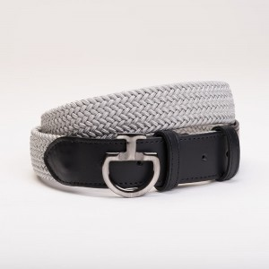 MEN ELASTIC BI-COLOR BELT CAVALLERIA TOSCANA