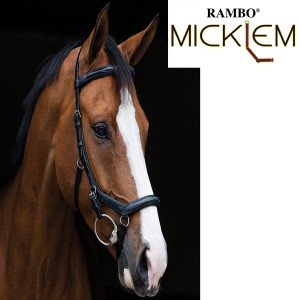 RAMBO MICKLEM DELUXE COMPETITION HORSEWARE