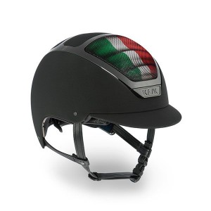 DOGMA LIGHT BANDIERA ITALIANA KASK