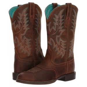 HERITAGE STOCKMAN BOOTS WOMEN'S ARIAT