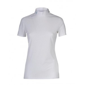 PERFORATED WAVE JERSEY COMPETITION POLO CAVALLERIA TOSCANA