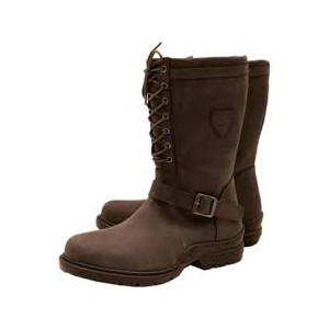 HORSEWARE SHORT COUNTRY BOOTS BROWN