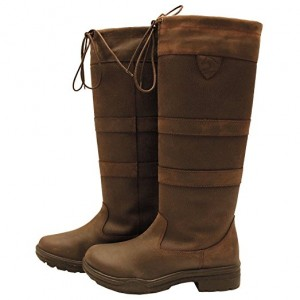 HORSEWARE LONG COUNTRY BOOTS BROWN