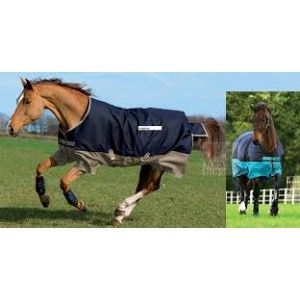 MIO TURNOUT MEDIUM 200 GR HORSEWARE